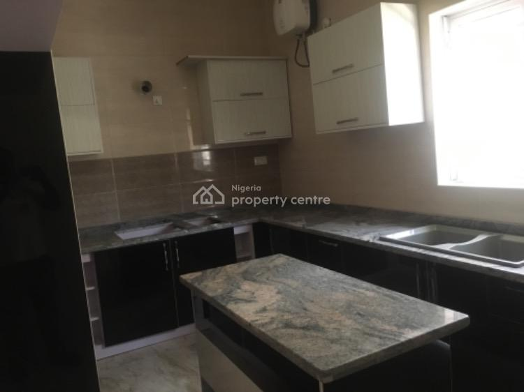 Brandnew 4 Bedroom Semi Detached Duplex with a Bq ., Lekki County, Ikota, Lekki, Lagos, Semi-detached Duplex for Rent