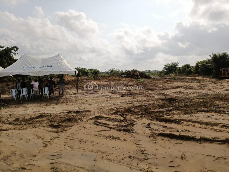 Classic Land Facing The Road in Prime Location, White City Gardens, Mowe Ofada, Ogun, Mixed-use Land for Sale