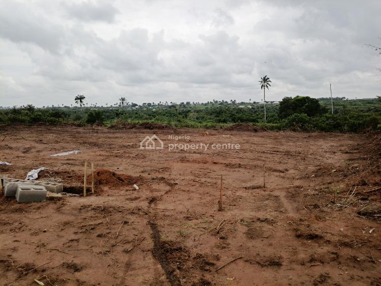 Affordable  Gated Land at Prime Location Near The Express Road, City Nest Estate Near Atlantic Hall Poka, Epe, Lagos, Mixed-use Land for Sale