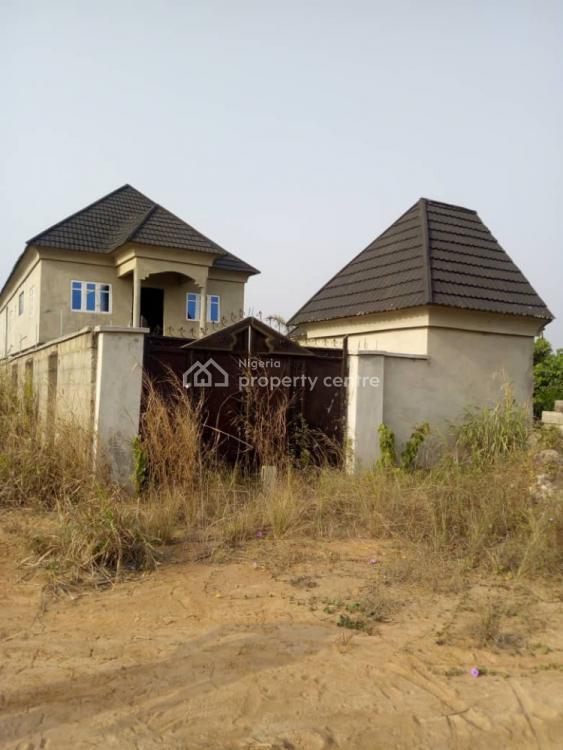 For Sale Standard 3 Bedroom Duplex And Miniflat On Half Plot Of Land Awobo Estate Igbogbo Ikorodu Lagos 3 Beds 4 Baths Ref 634778