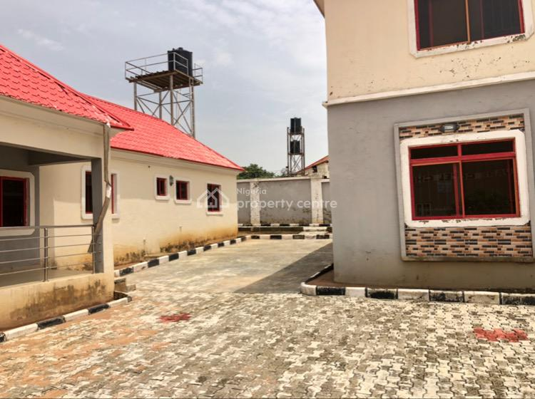 4 Bedroom Detached Duplex, 69 Road, Gwarinpa, Abuja, Detached Duplex for Sale