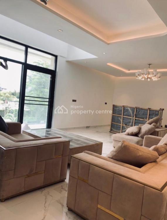 5 Bedroom Terrace + 2 Rooms Bq, Banana Island, Ikoyi, Lagos, Terraced Duplex for Sale