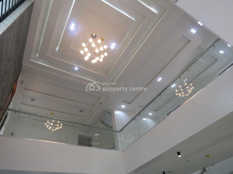 7 Bedroom Fully Detached with 2 Bq, Cinema Room, Swimming Pool, Lekki Phase 1, Lekki, Lagos, Detached Duplex for Sale