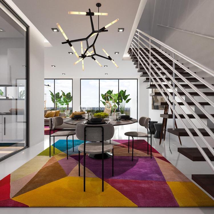 Luxury 4 Bedroom with a Bq Condominiums, Probyn, Old Ikoyi, Ikoyi, Lagos, Terraced Duplex for Sale