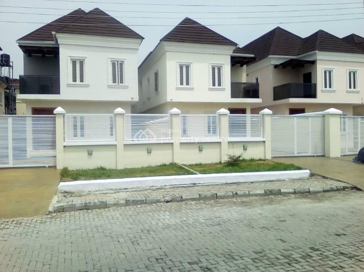 Tear Nylon 4 Bedroom with Bq, Off F Road, Lekki Phase 1, Lekki, Lagos, Detached Duplex for Sale