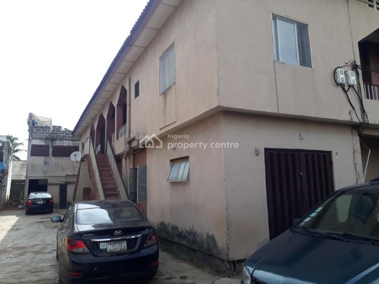 Block of Flat Comprises of 2nos 3bedroom Flats + 6nos Mini Flats, Gerimi Alade Estate Off Council Street, Isheri Olofin, Alimosho, Lagos, Flat for Sale