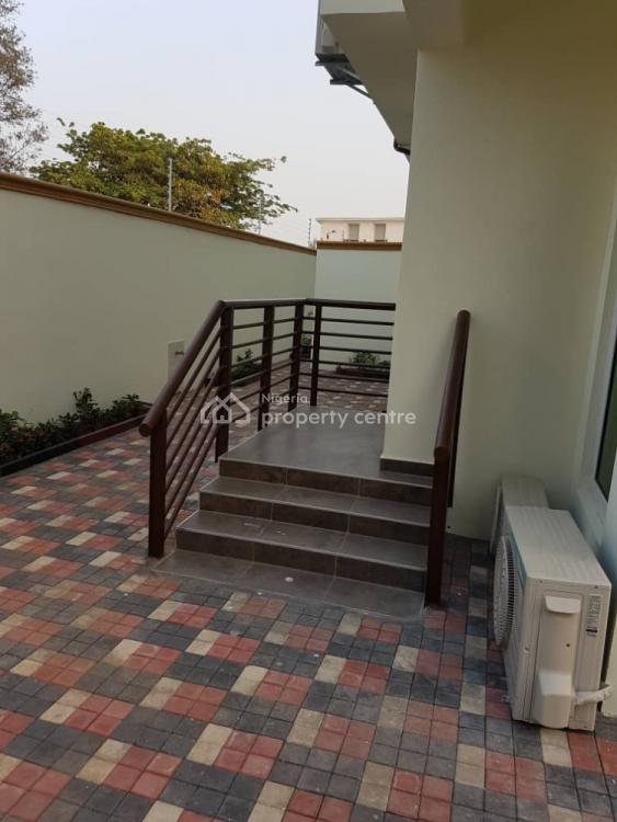 Brand New 6-bedroom House with a Swimming Pool, Off 3rd Avenue, Banana Island, Ikoyi, Lagos, Detached Duplex for Sale