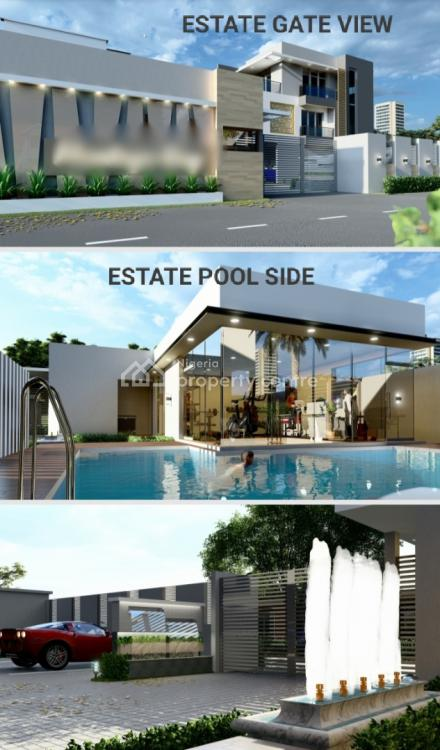 Luxury 3 Bedroom Flat (offplan Model with 5 Year Payment Structure), Ikate Elegushi, Lekki, Lagos, Flat for Sale