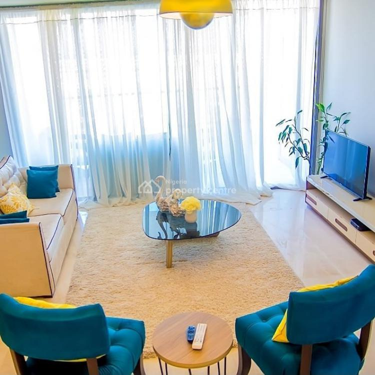 Fully, Furnished to Taste and Serviced 3 Bedroom Flat on The 2nd Floor, Eko Pearl Towers,  at The Serene Eko Atlantic City, Victoria Island Extension, Victoria Island (vi), Lagos, Flat for Rent