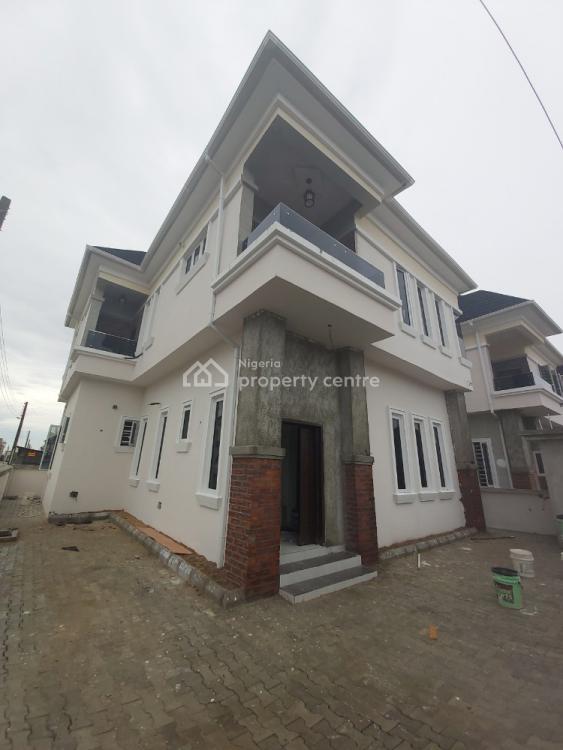4bedroom Fully Detached Duplex, Ado, Ajah, Lagos, Detached Duplex for Sale