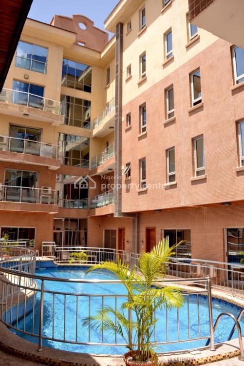 Luxury Spacious Apartment 2 Bedroom, T.ydanjuma Street, Dideolu Estate, Victoria Island Extension, Victoria Island (vi), Lagos, Flat Short Let