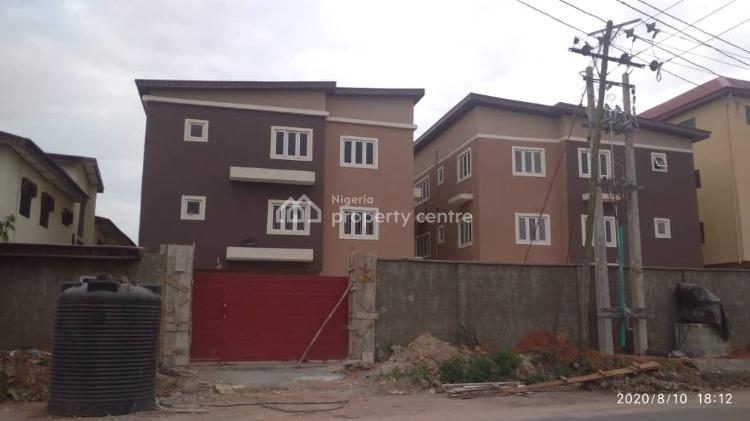 Newly Built 3 Bedroom Flat with a Bq in an Estate, Awuse Estate., Opebi, Ikeja, Lagos, Flat for Rent