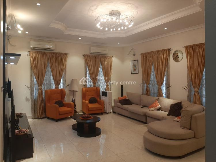 4 Bedroom Semidetached House with Bq, Ikate Elegushi, Lekki, Lagos, Semi-detached Duplex for Sale