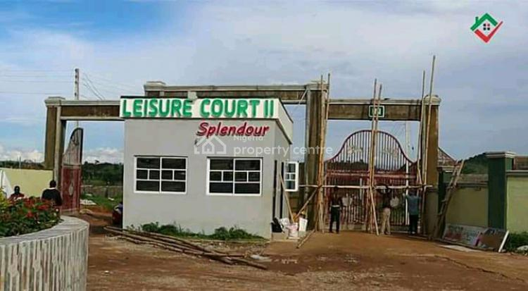 Estate Plots ( Leisure Court), Lugbe District, Abuja, Residential Land for Sale