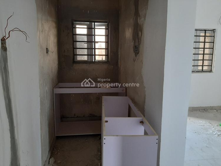 Newly Built Mini Flat Upstairs Available, By Hot Bread, Sangotedo, Ajah, Lagos, Mini Flat for Rent