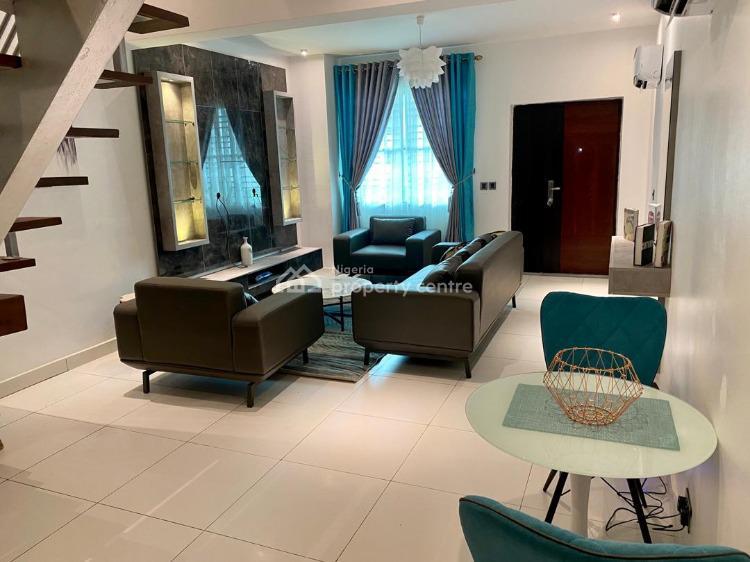 Spontaneous 2 Bedroom Maisonette with an Array of Unique Features, Richmond Gate Estate, Off Nike Art Gallery Road, Ikate Elegushi, Lekki, Lagos, Flat Short Let