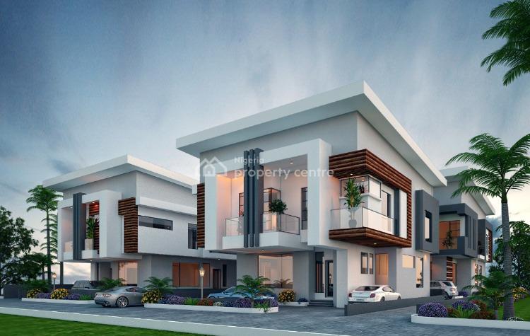 Posh 5 Bedroom Detached Duplex Within a Mini Estate, Okupe Estate, Maryland, Lagos, Detached Duplex for Sale