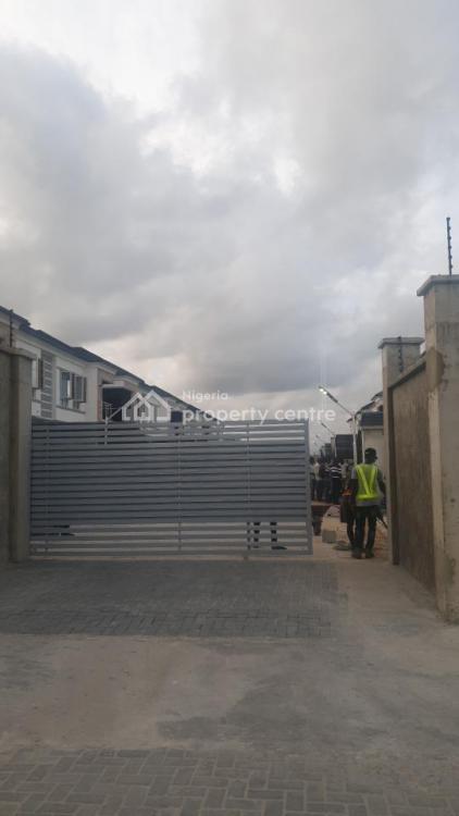 Newly  Built  4 Bedroom Terrace (24 Hrs Light), Osapa, Lekki, Lagos, Terraced Duplex for Sale