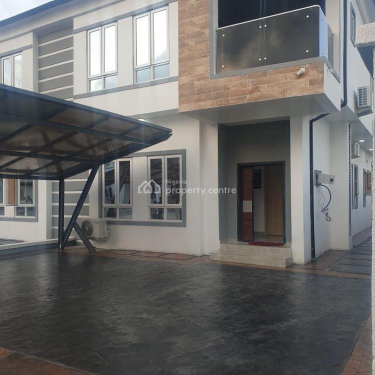 Newly Built 4 Bedroom, Osapa, Lekki, Lagos, Semi-detached Duplex for Sale
