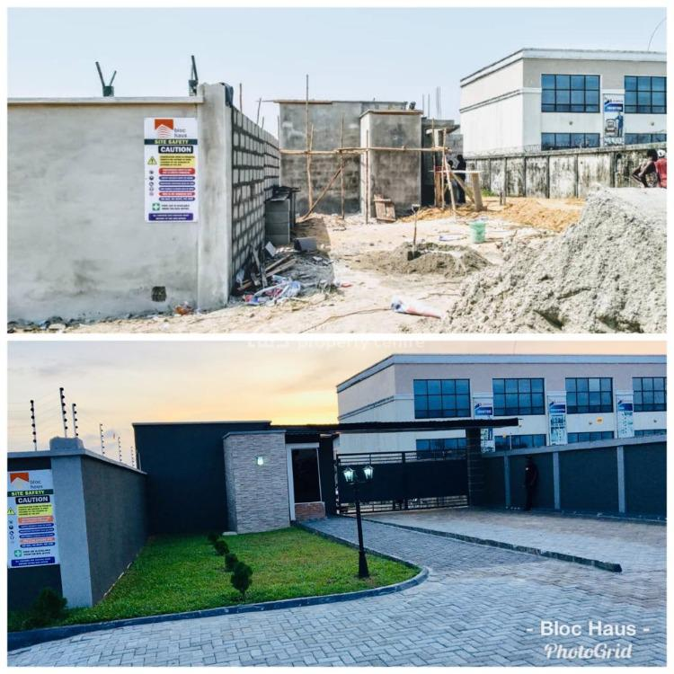 Land, Five Oaks Residences, Directly Facing The Eleko Road Before Amen, Eleko, Ibeju Lekki, Lagos, Residential Land for Sale