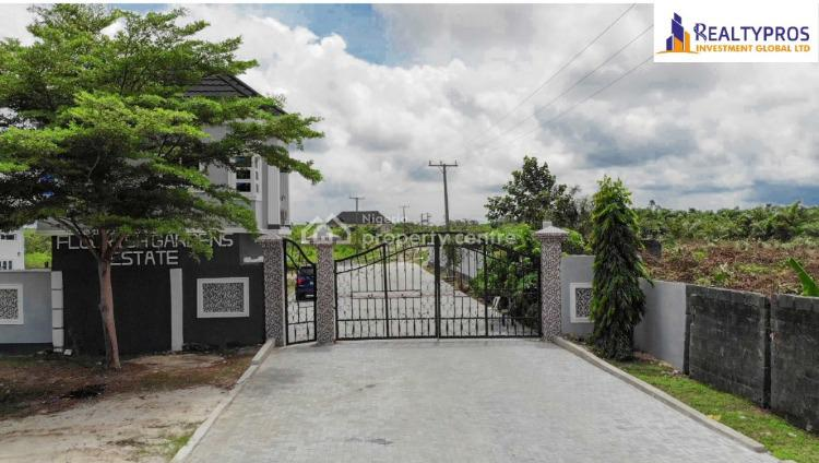 a Standard Plot of Land in a Safe and Serene Environment, Abijo, Ajiwe, Ajah, Lagos, Residential Land for Sale