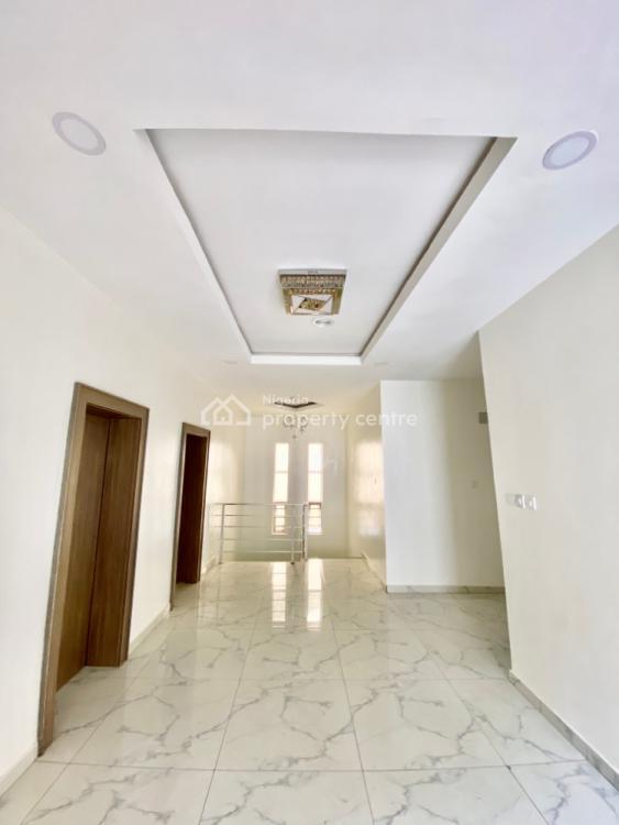 Newly Built 5 Bedroom Fully Detached Duplex Sitting on 315sqm, Chevron, Lekki, Lagos, Detached Duplex for Sale