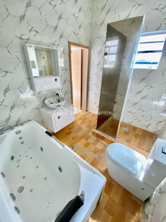 Fully Serviced 4 Bedroom Semidetached Duplex, 2nd Toll Gate, Lafiaji, Lekki, Lagos, Semi-detached Duplex for Sale