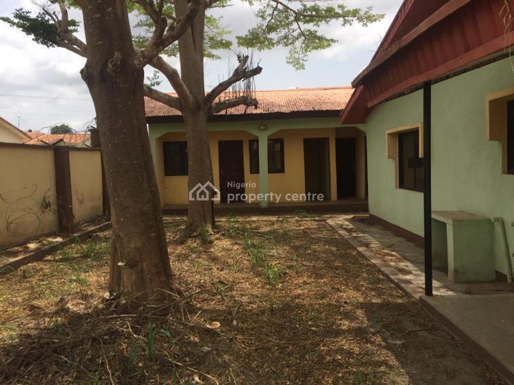 3 Bedroom Bungalow with 2 Bedroom Bq, Ogd Estate, Asero, Abeokuta South, Ogun, Block of Flats for Sale