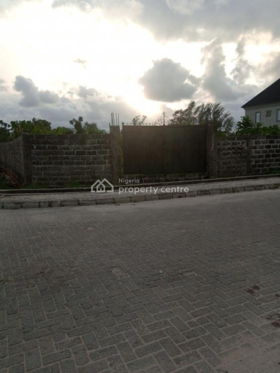 Half Fenced 910 Sqms of Dry Land, Lekki Scheme 2, Pennisula Garden By Abraham Adesanya Ajah, Lekki Phase 2, Lekki, Lagos, Residential Land for Sale