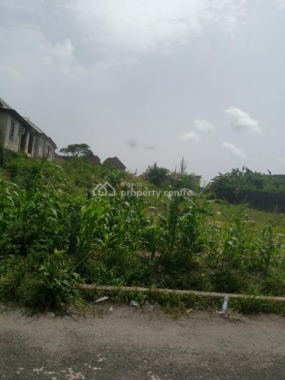 824 Sqms of Very Dry Land, Lekki Scheme 2 Off Ogombo Road Abraham Adesanya Ajah, Lekki Phase 2, Lekki, Lagos, Residential Land for Sale