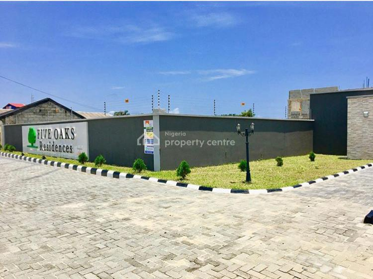 Plots of Land with Governors Consent, Before Amen Estate, Five Oaks Residence, Eleko, Ibeju Lekki, Lagos, Residential Land for Sale