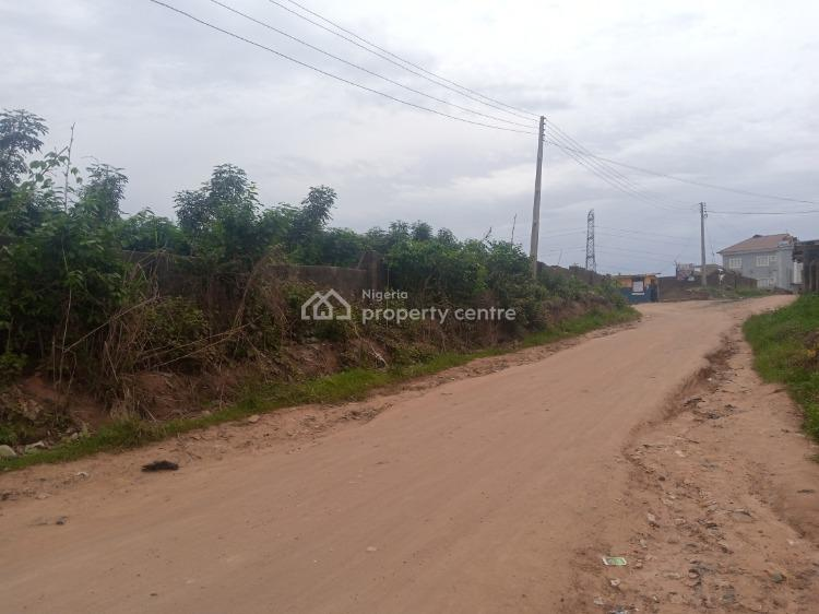 Lovely 2plots of Land Fenced, Asese, Ibafo, Ogun, Mixed-use Land for Sale