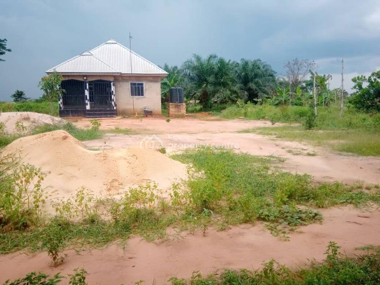2 Bedroom Bungalow, Obazagbon Community, Iyekogba Off Airport Road, Benin, Oredo, Edo, Detached Bungalow for Sale