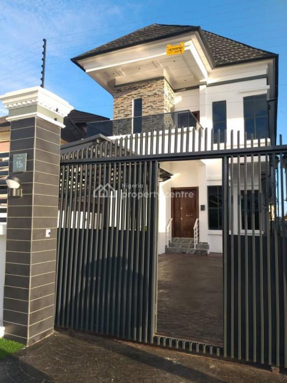 Luxury Well Finished 5 Bedroom Fully Detached Duplex, Chevron Drive Lekki Lagos, Lekki Phase 1, Lekki, Lagos, Detached Duplex for Sale