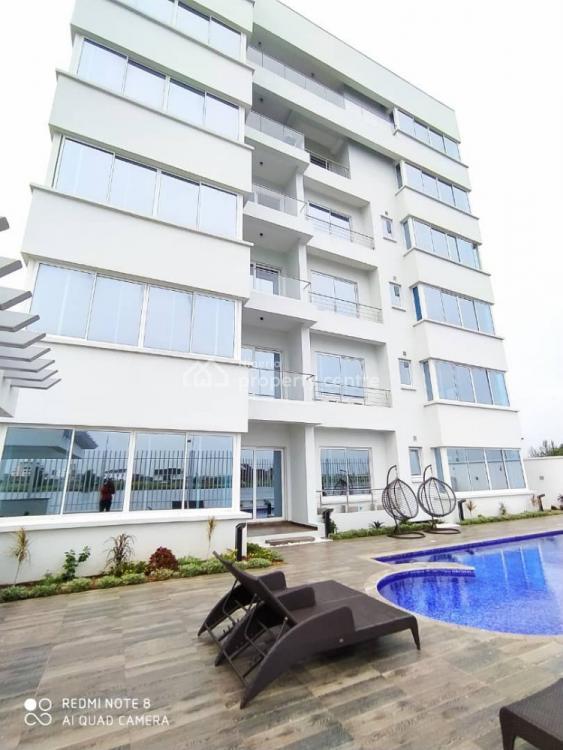 Waterfront Brand New 3 Bedroom Flat, Banana Island, Ikoyi, Lagos, Flat / Apartment for Rent