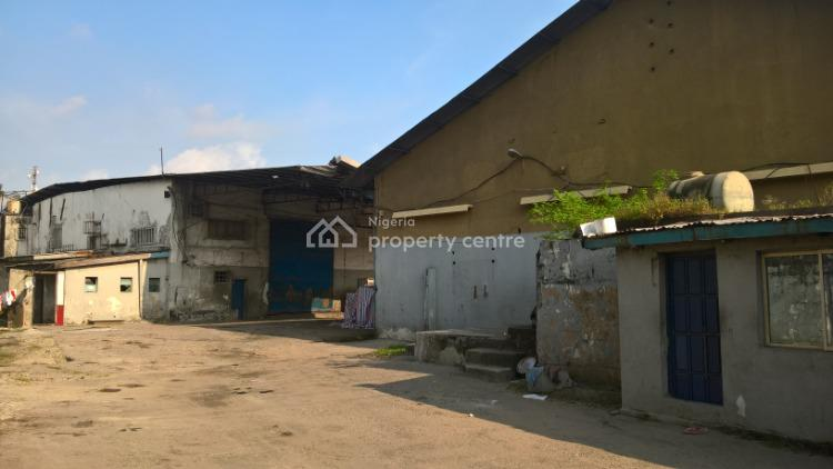 Industrial Property, Commercial Road, Apapa Wharf, Apapa, Lagos, Warehouse for Sale