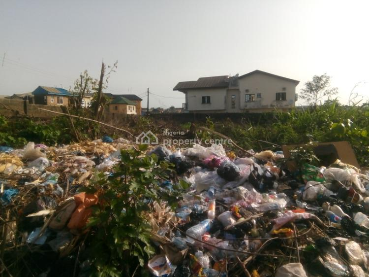 Fenced Plot of Land, Igando Road Idowu Egba, Idimu, Lagos, Land for Sale