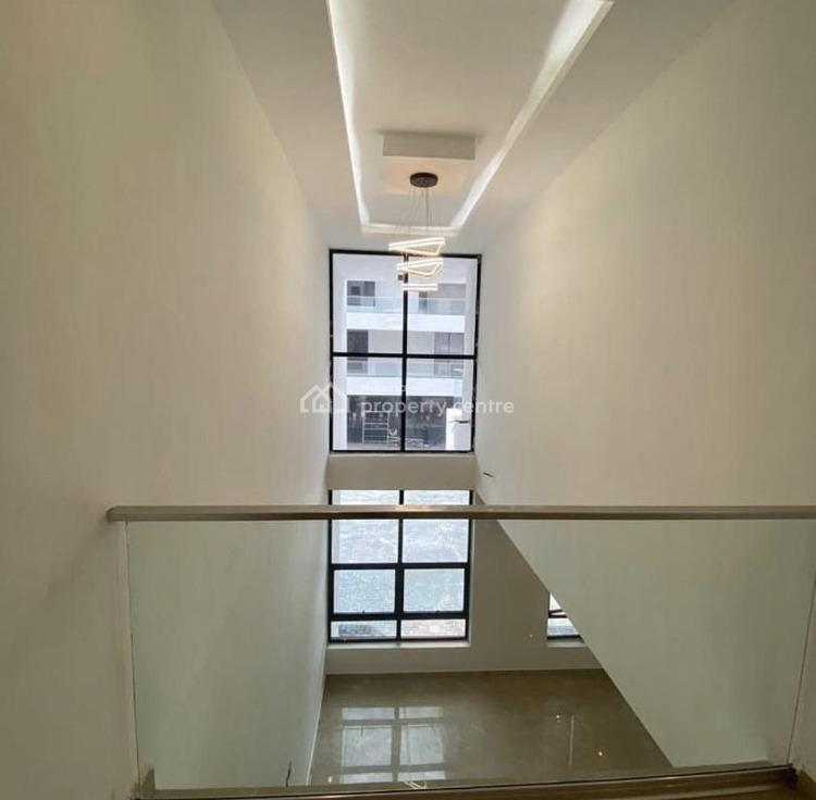 4 Bedroom Terrace with Open Rooftop, Victoria Island Extension, Victoria Island (vi), Lagos, Terraced Duplex for Sale