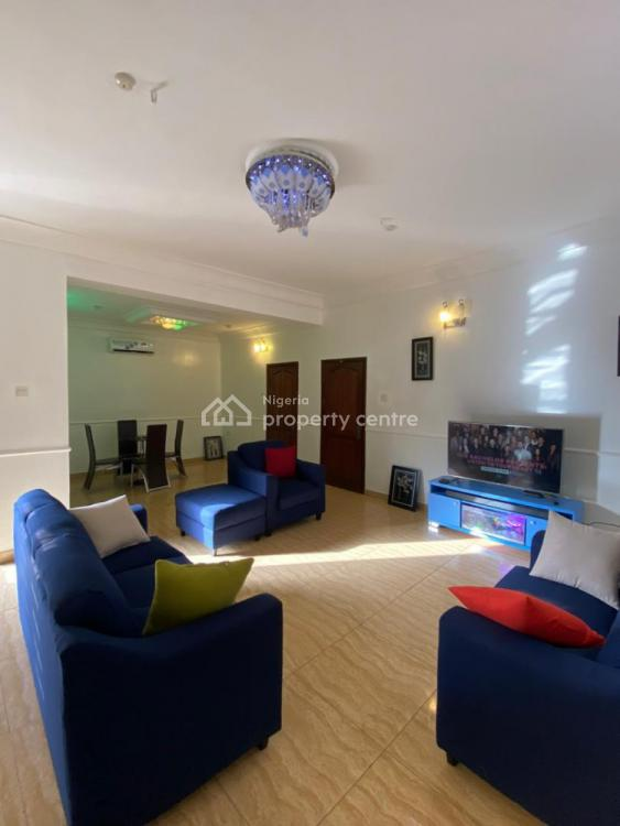 3 Bedroom Furnished and Serviced Apartment, Ajao Estate, Short Minutes Drive From International Airport, Ikeja, Lagos, Flat Short Let