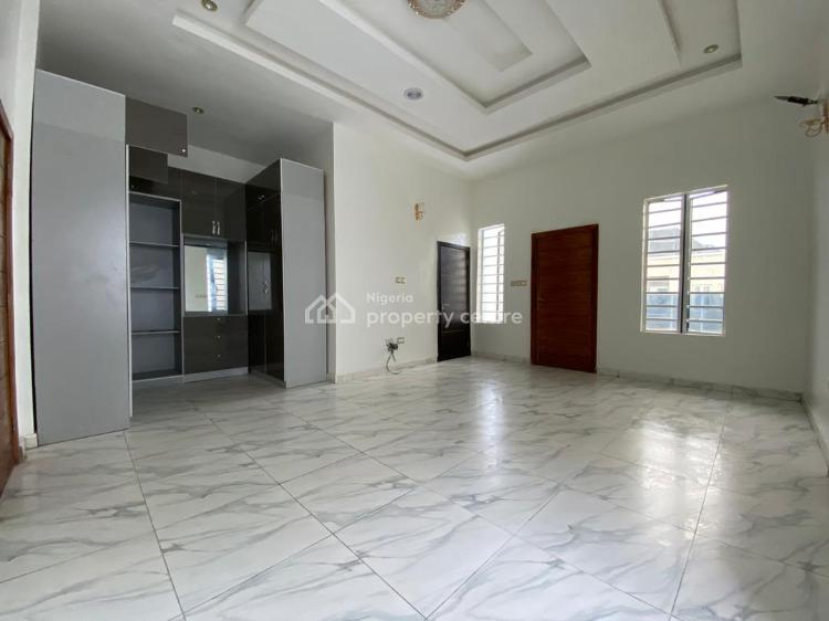 Brand New 4-bedroom Semi-detached House with Bq, Chevron Alternative Route, Lekki, Lagos, Semi-detached Duplex for Sale