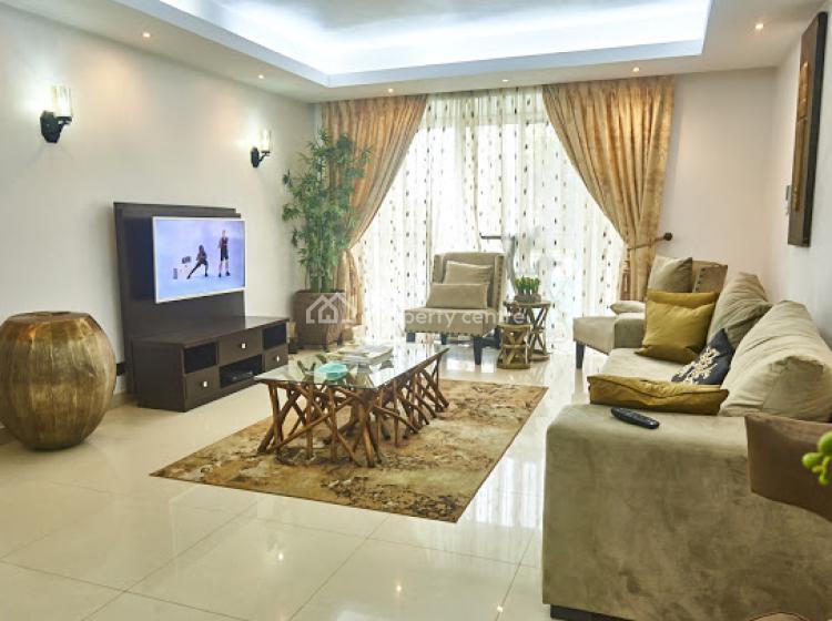 Top Luxury 4/3 Bedrooms Apartment, Alexanderia Road, Old Ikoyi, Ikoyi, Lagos, Flat Short Let
