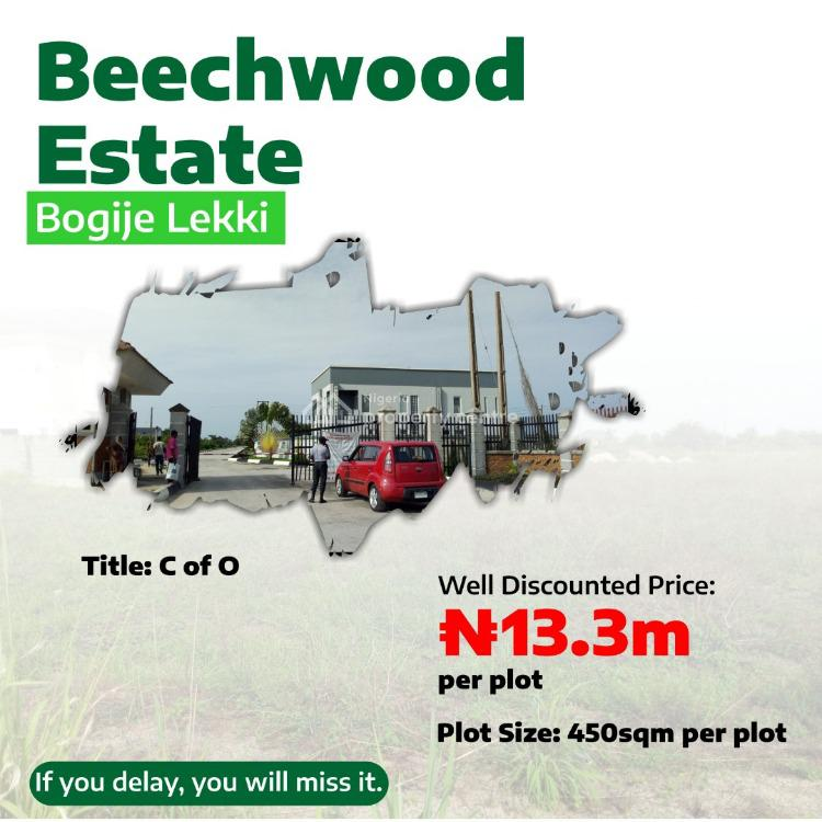 Beachwood Estate, Lekki- Epe Expressway, Bogije, Ibeju Lekki, Lagos, Residential Land for Sale