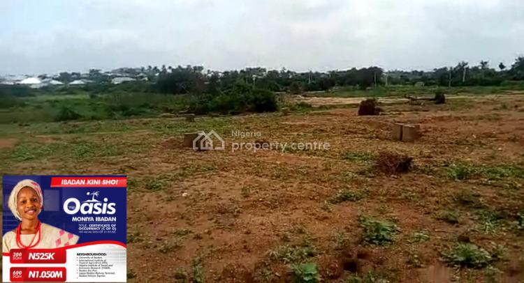 Already Mapped Out Buy and Build Land in a Built Up Area, Moniya, Ibadan, Oyo, Mixed-use Land for Sale