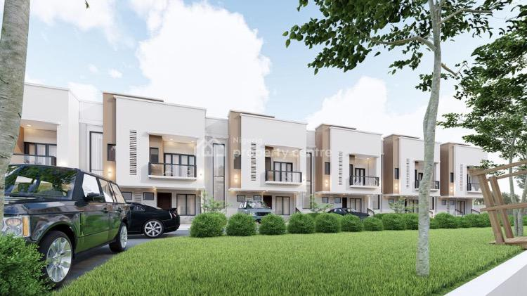 For Sale: 4 Bedroom Terraced Duplex With Bq, Gwarimpa ...
