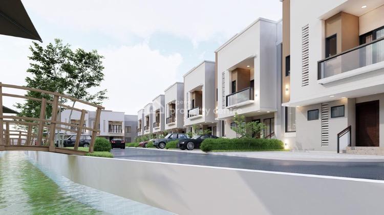 4 Bedroom Terraced Duplex with Bq, Gwarimpa Estate, Gwarinpa, Abuja, Terraced Duplex for Sale