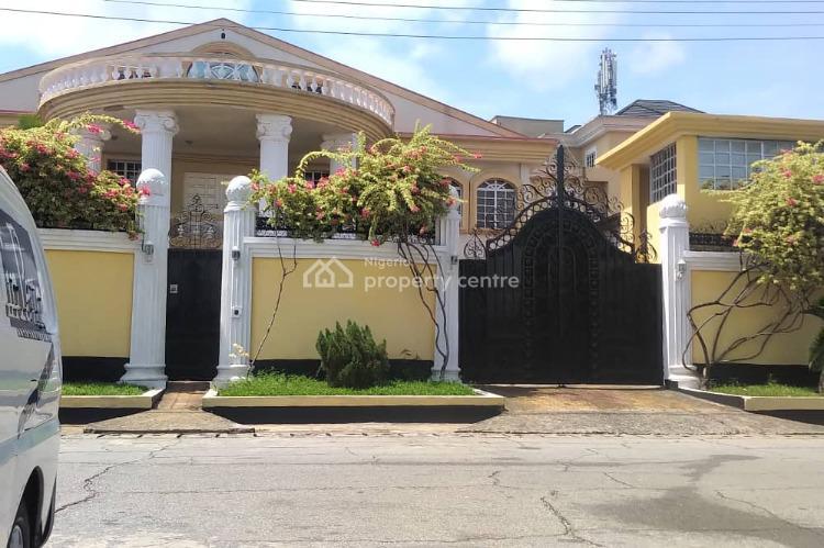 Exclusive Designed Mansion, Parkview, Ikoyi, Lagos, Detached Duplex for Sale