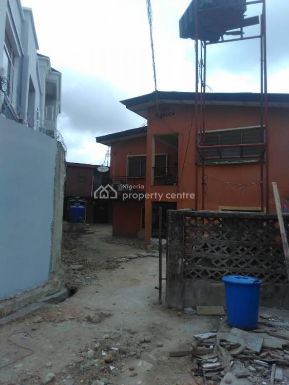 a Storey Building on a Full Plot of Land, Olayemi Street, Adelabu, Surulere, Lagos, Block of Flats for Sale