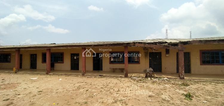 a Well Built School on Four Plots of Land, Odogunyan Bus Stop, Odogunyan, Ikorodu, Lagos, School for Sale