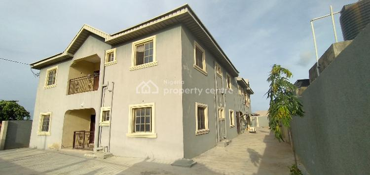 2 Bedroom Flat with 3 Toilets Very Close to The Major Road and Ferry, Bayeku, Ikorodu, Lagos, Flat for Rent