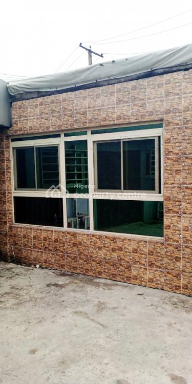 Commercial Open Plan Bungalow, Masha Roundabout, Masha, Surulere, Lagos, Terraced Bungalow for Sale